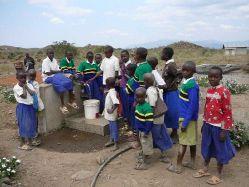 Tindigani - Wasserleitung