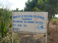 Rundugai Secondary School