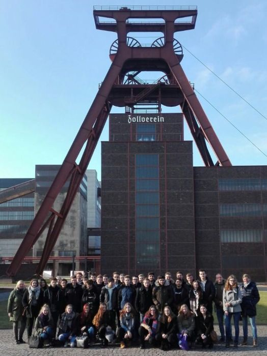 Zeche Zollverein 2017